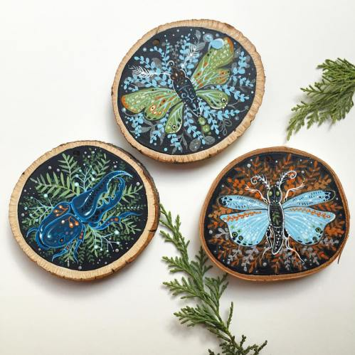 woodornaments